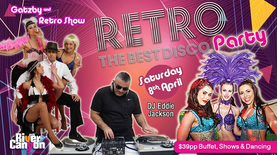 80s Night - Get down, groove and reminsce to the 80's & 90's dancefloor hits